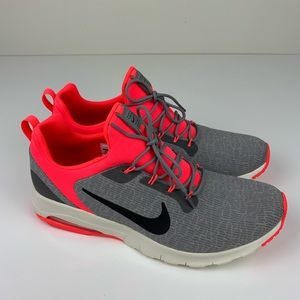 Nike air max motion racer running shoes